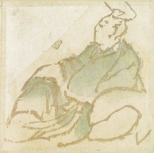 Seated Nobleman